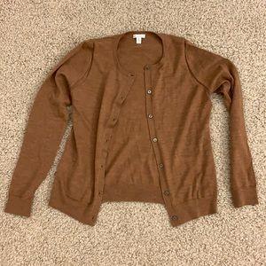Gap Button Up Cardigan Sweater